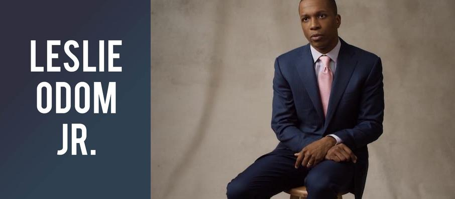 Leslie Odom Jr. at Fine Line Music Cafe