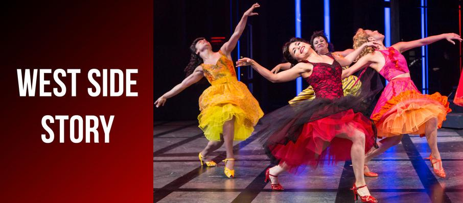 West Side Story at Wurtele Thrust Stage