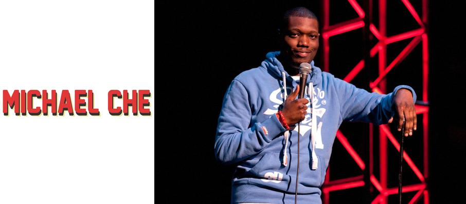 Michael Che at Pantages Theater