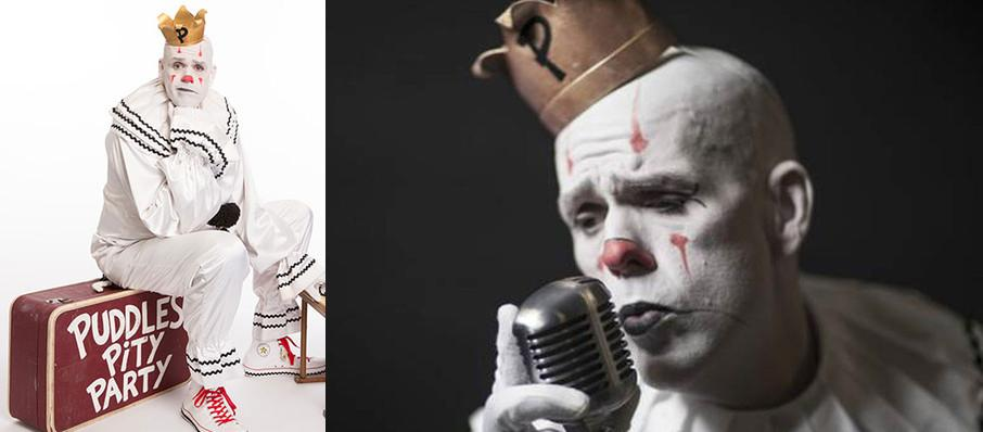 Puddles Pity Party at Pantages Theater