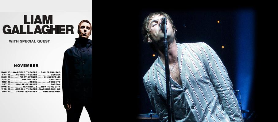 Liam Gallagher at First Avenue
