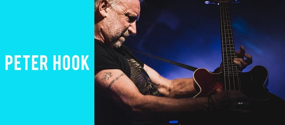 Peter Hook at First Avenue
