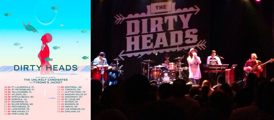 Dirty Heads at Cabooze