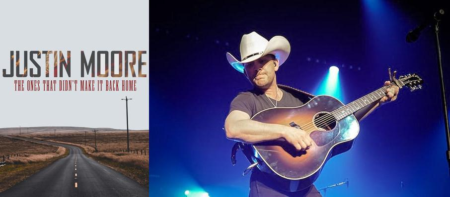 Justin Moore at Orpheum Theater
