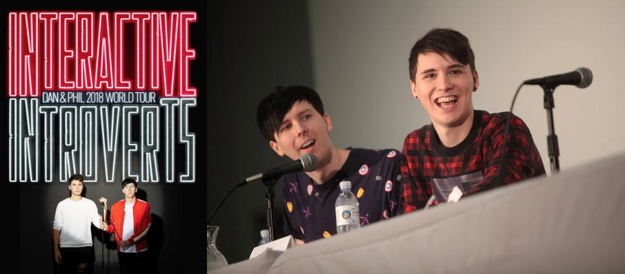 Dan and Phil at Orpheum Theater
