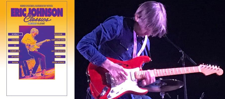 Eric Johnson at The Cedar