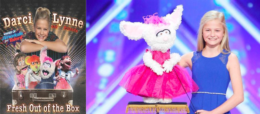 Darci Lynne at Orpheum Theater