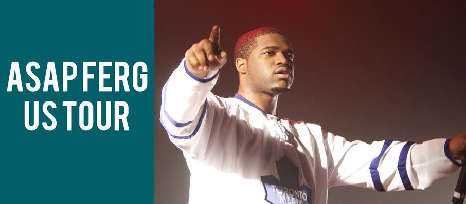 ASAP Ferg at Skyway Theater