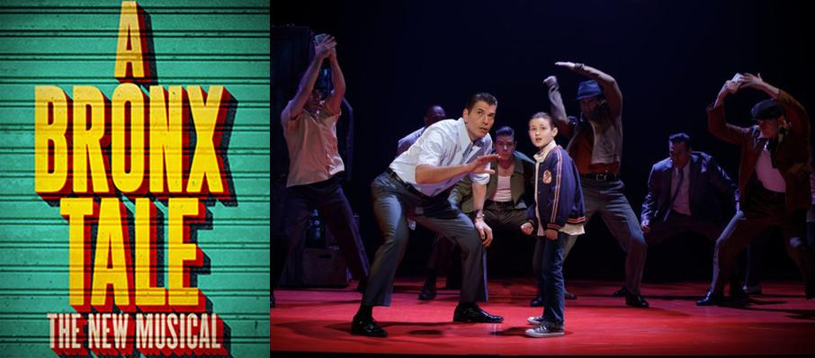 A Bronx Tale at Orpheum Theater