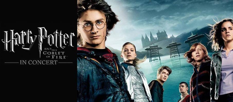 Harry Potter and the Goblet of Fire in Concert at Orchestra Hall