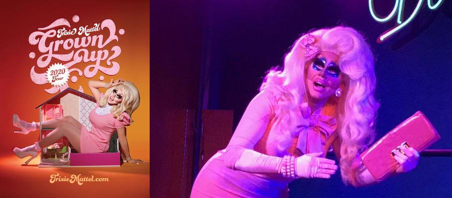 Trixie Mattel at Pantages Theater