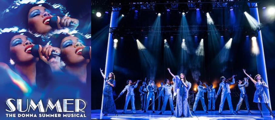 Summer: The Donna Summer Musical at Orpheum Theater