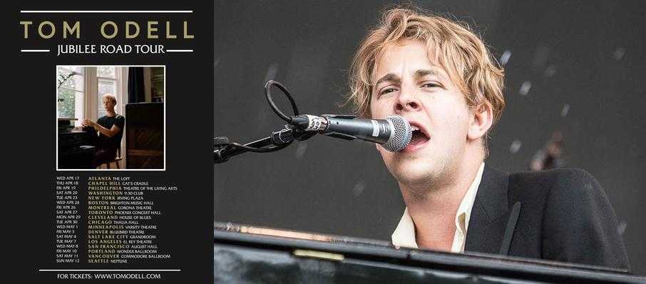 Tom Odell at Varsity Theater