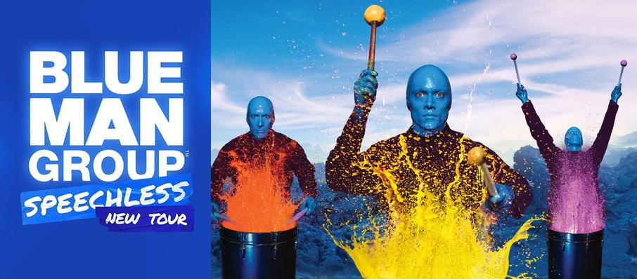 Blue Man Group at State Theater
