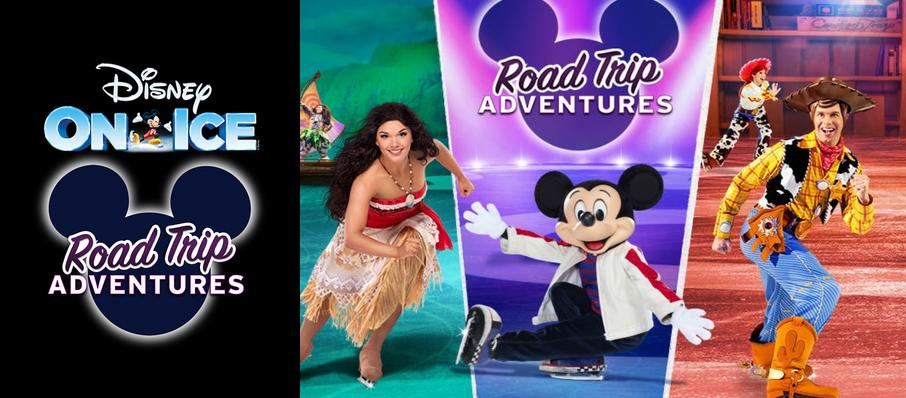 Disney On Ice: Road Trip Adventures at Target Center