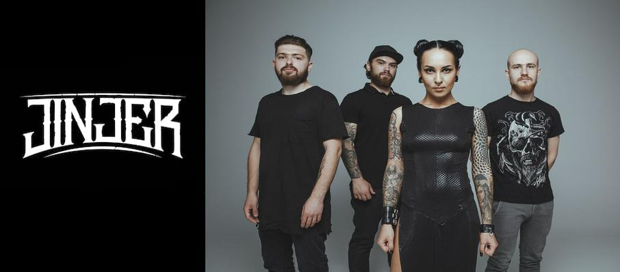 Jinjer at Fillmore Minneapolis