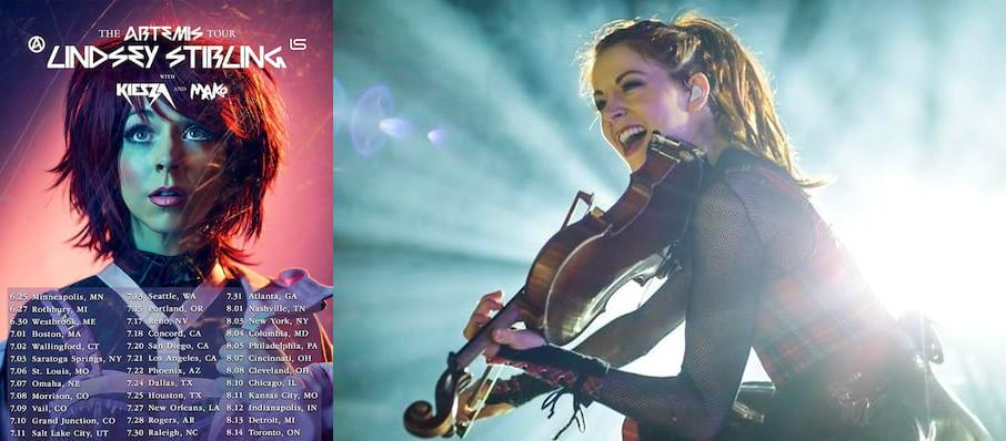 Lindsey Stirling at Minneapolis Armory
