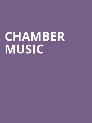 Chamber Music at Orchestra Hall