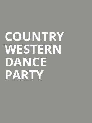 Country Western Dance Party at First Avenue
