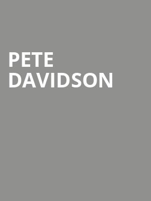 Pete Davidson at Varsity Theater