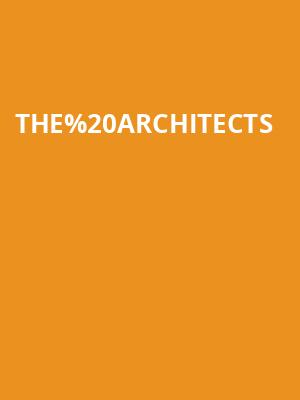 The Architects at Cabooze