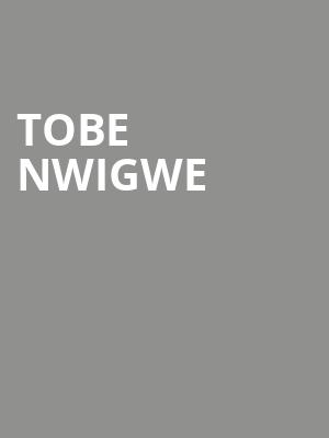 Tobe Nwigwe at Fine Line Music Cafe