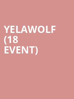Yelawolf (18+ Event) at Skyway Theater