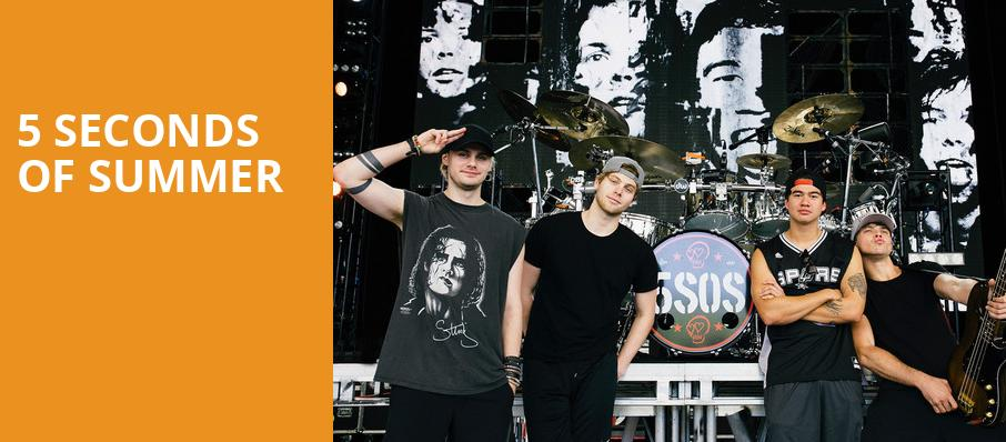 5 Seconds of Summer, Minneapolis Armory, Minneapolis