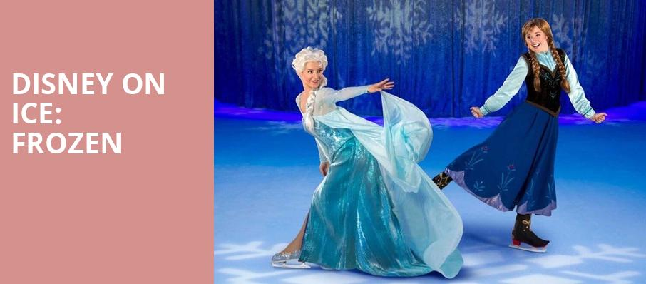 Disney On Ice Frozen, Target Center, Minneapolis