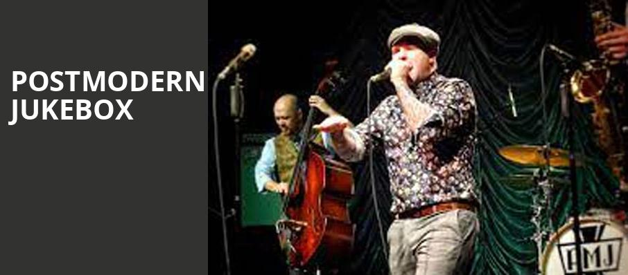 Postmodern Jukebox, Mystic Lake Showroom, Minneapolis