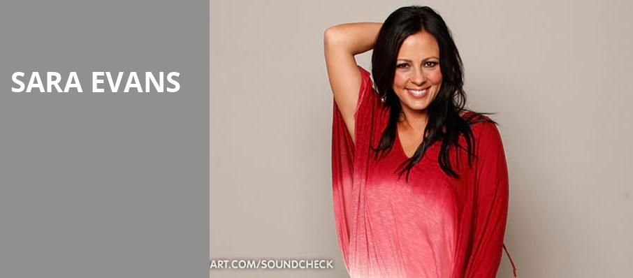 Sara Evans, Mystic Lake Showroom, Minneapolis