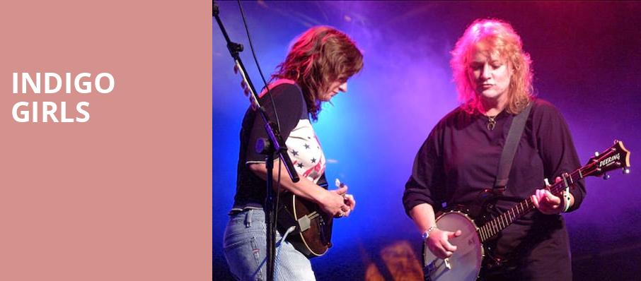 Indigo Girls, Varsity Theater, Minneapolis