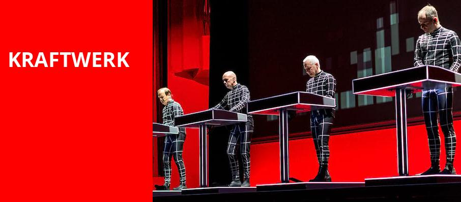 Kraftwerk, Minneapolis Armory, Minneapolis