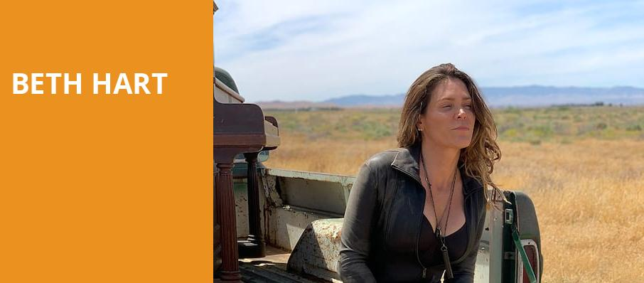 Beth Hart, Pantages Theater, Minneapolis