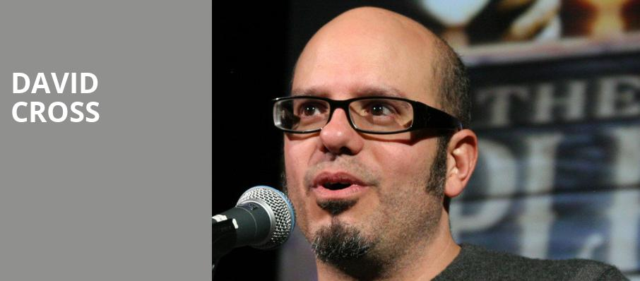 David Cross, Pantages Theater, Minneapolis