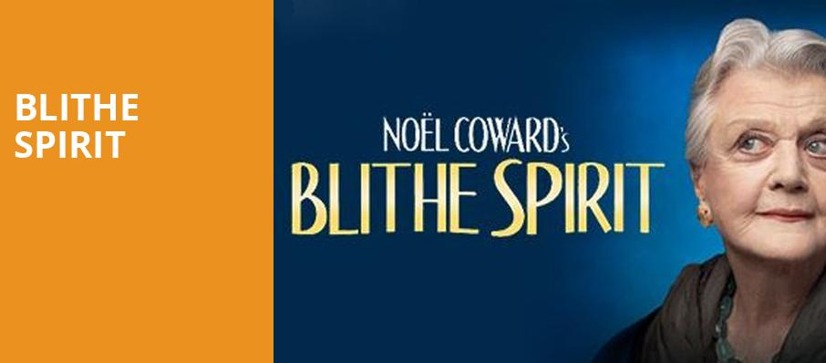 Blithe Spirit, Mcguire Proscenium Stage, Minneapolis