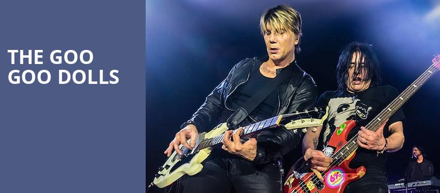 The Goo Goo Dolls, State Theater, Minneapolis