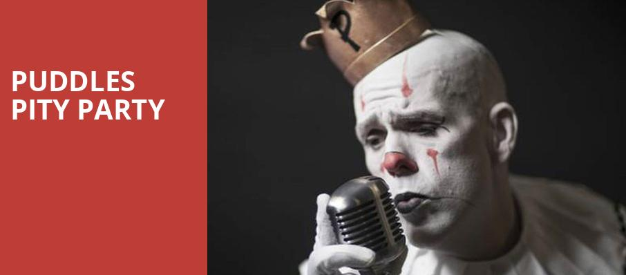 Puddles Pity Party, Pantages Theater, Minneapolis