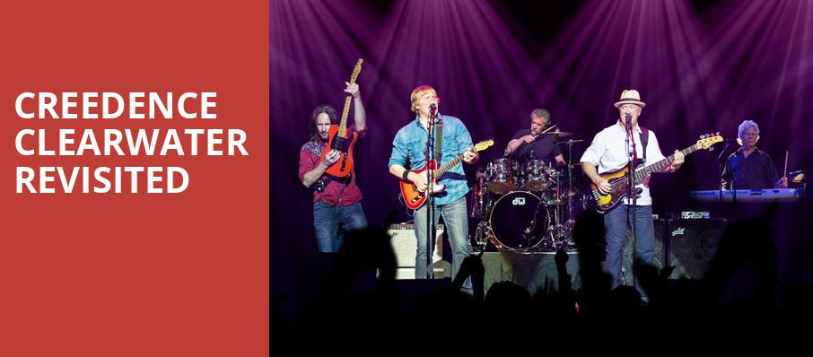 Creedence Clearwater Revisited, Grand Casino Hinckley Event Center, Minneapolis