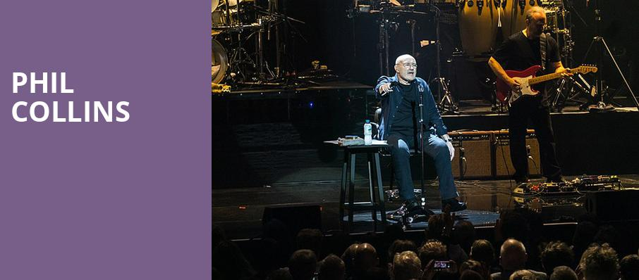 Phil Collins, Target Center, Minneapolis
