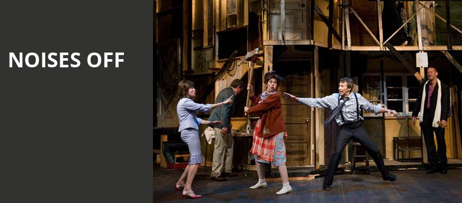 Noises Off, Mcguire Proscenium Stage, Minneapolis