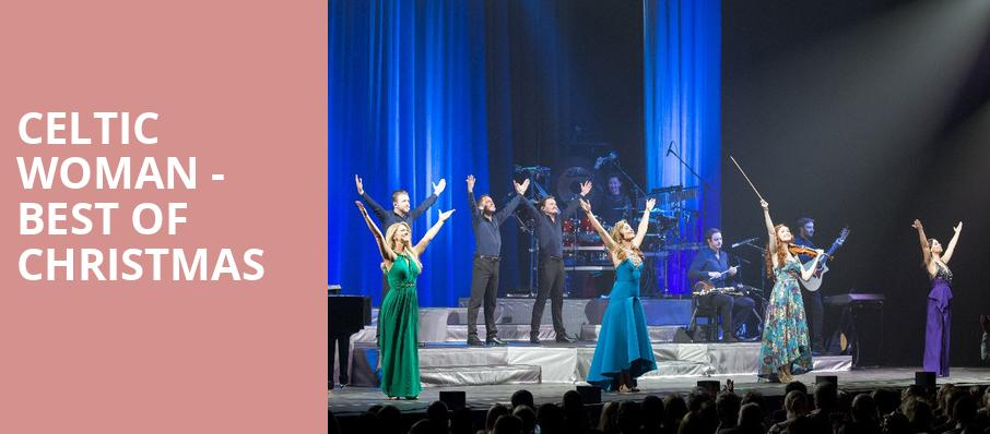Celtic Woman Best Of Christmas, Mystic Lake Showroom, Minneapolis