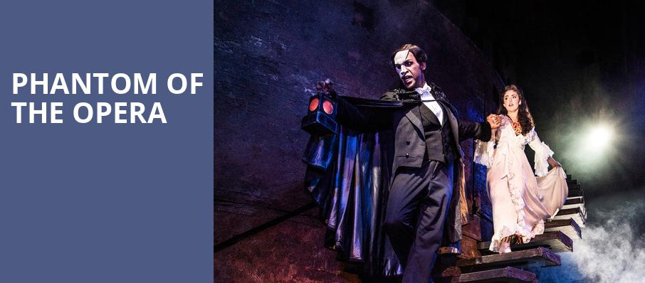 Phantom Of The Opera, Orpheum Theater, Minneapolis