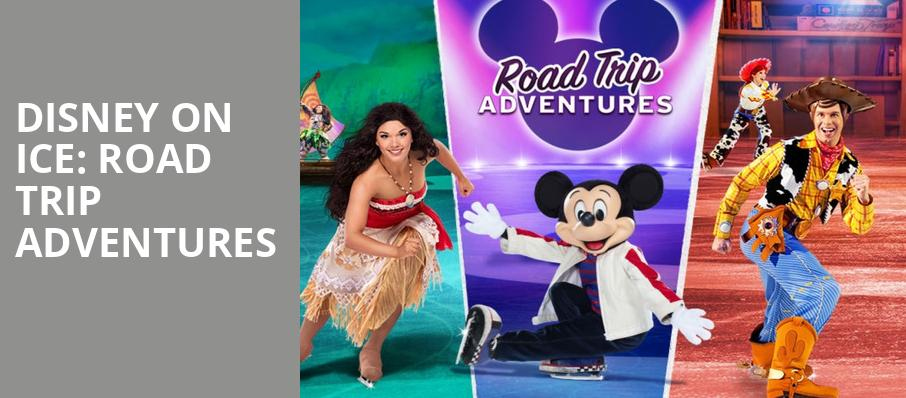 Disney On Ice Road Trip Adventures, Target Center, Minneapolis
