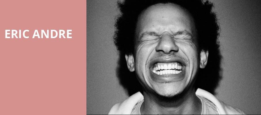 Eric Andre, Pantages Theater, Minneapolis
