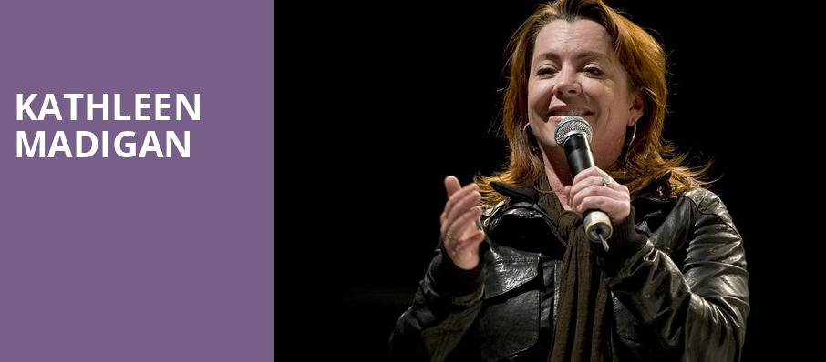 Kathleen Madigan, State Theater, Minneapolis