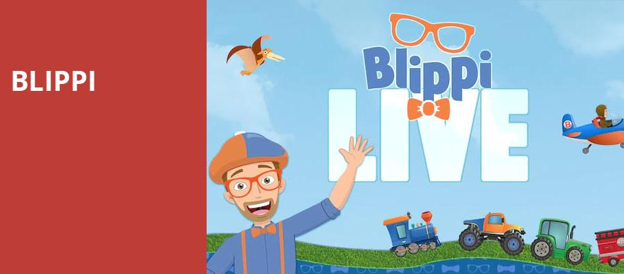 Blippi, State Theater, Minneapolis