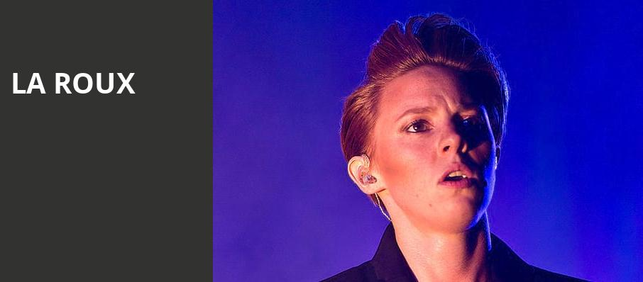 La Roux, Varsity Theater, Minneapolis