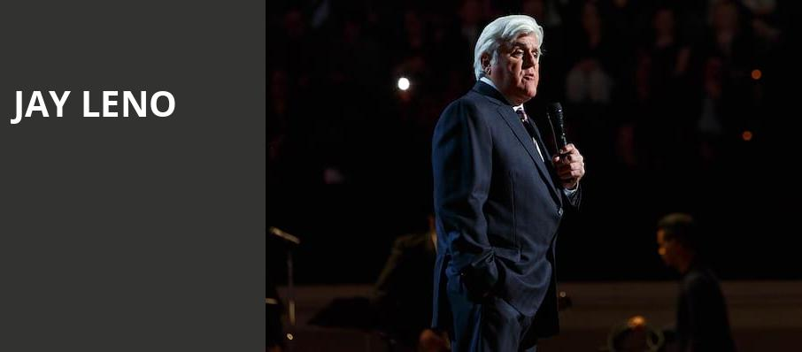 Jay Leno, Verizon Wireless Center, Minneapolis