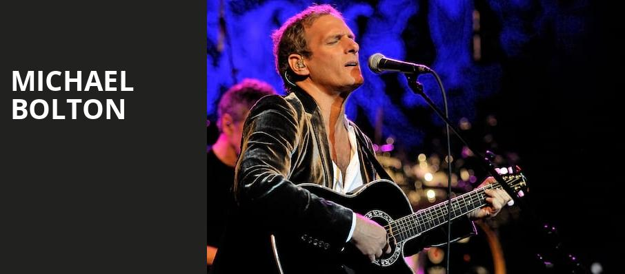 Michael Bolton, Mystic Lake Showroom, Minneapolis